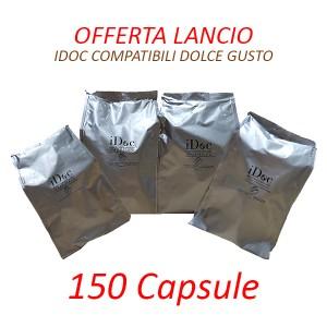 150 iDoc Compatibili Dolce Gusto Miste