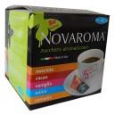 Novaroma Zucchero Aromatizzato 50 pz